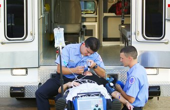 Medical supplies and tools for in the field make good gifts for a paramedic.