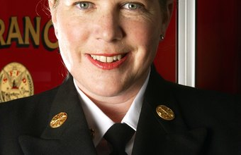 Fire Chief Joanne Hayes-White was San Francisco's first female chief.