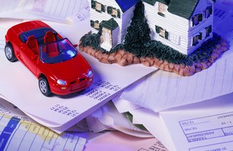 Companies that lease out vehicles, property and equipment have many tax deductions.