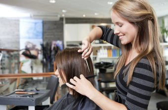 Salon stylists can attract new customers with compelling bios.