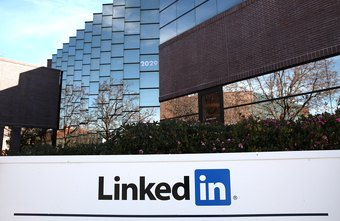LinkedIn helps you network with other professionals in your industry.