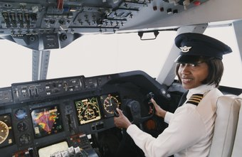 Airline pilots typically make more than commercial pilots.