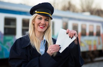 Train conductors have an important role in customer service for a railway.