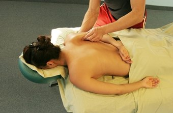 Most massage therapists receive formal training, so they become familiar with several different types of massage.