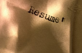 Use your resume to make a powerful first impression.