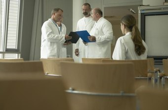 Medical office managers enable doctors to concentrate on patient care.