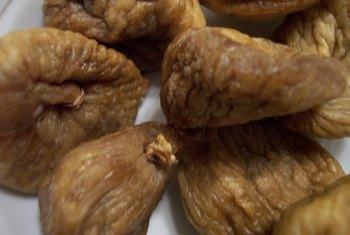 Dried figs are nutrient rich.