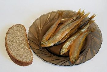Rainbow smelt is a small fish packed with significant amounts of vitamins and minerals.