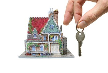 Mortgage debts secured by property place a lien on that property in the name of the lender.