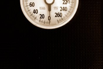 Having a very low BMI puts your health at risk.