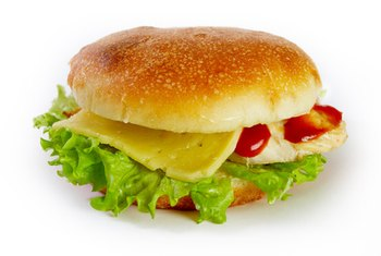 One fast food meal may contain your entire daily calorie allowance.