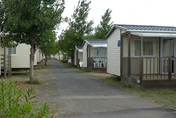 Manufactured housing communities can feature different types of homes.