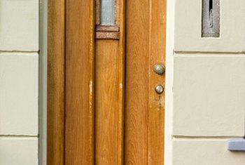 Replacing old entry doors with newer steel models could be a significant home investment.