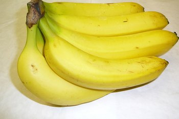 One medium banana provides 422 milligrams of potassium.
