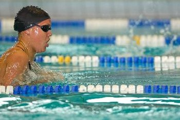 Swimmers need carbohydrates to perform their best.
