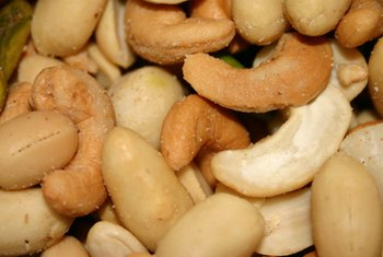 Nuts can be a healthy part of a weight-loss plan.
