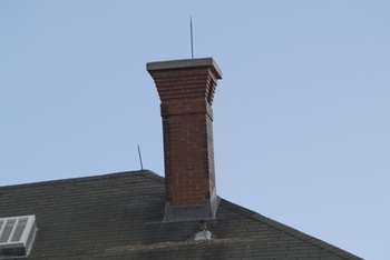 Some modern boiler units do not require a chimney for ventilation.