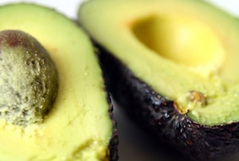 Avocados are an especially good source of insoluble fiber.