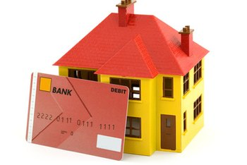 Build your credit to buy a house.
