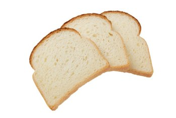 Manufacturers replace many of the nutrients lost during the milling process for enriched bread.