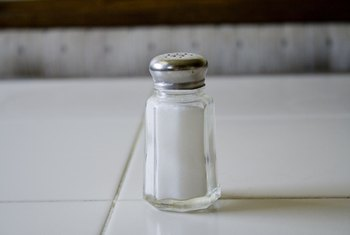 Processed foods, not table salt, are your biggest enemy in controlling sodium intake.