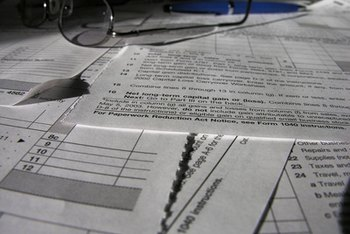 "Income tax forms are classified as ""1040"" by the IRS."
