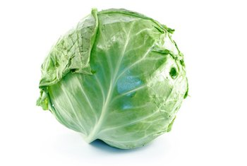 Cabbage is a rich source of the antioxidant glucosinolate.