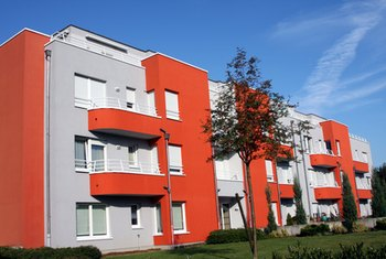 Condominiums buildings must be approved to qualify for FHA financing.