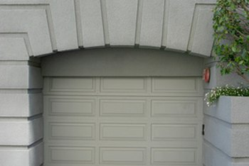 A home garage offers many remodeling possibilities.