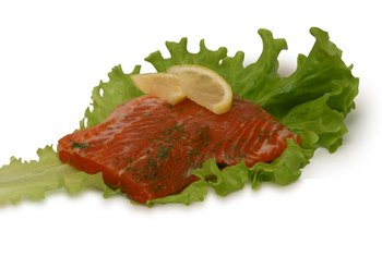 Alaskan salmon is an excellent source of minerals like selenium.