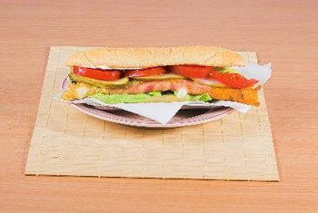 Submarine sandwiches are higher in carbohydrates than pasta dishes.