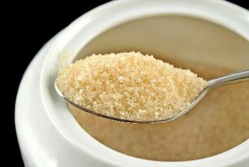One tablespoon of sugar is equivalent to 3 teaspoons.
