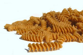 Whole-wheat pasta is a low glycemic index food.