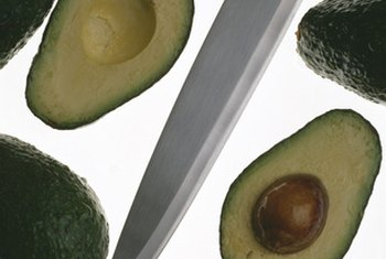 Avocados have a high fiber and low sodium content.