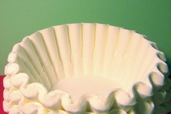 Paper coffee filters can help keep your cholesterol from rising with every cup of Joe.