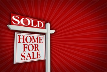 All liens must be resolved when a home is sold.