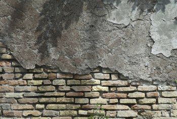 Re-rendering damaged walls is a great way to increase the value of your home.