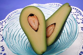 Avocados contain a wealth of nutrients, including heart-healthy monounsaturated fatty acids.