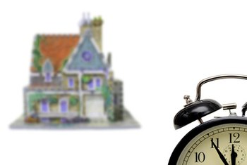 The foreclosure process continues during a short sale.