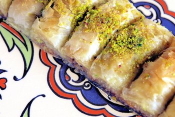 Phyllo dough is essential for making authentic baklava.