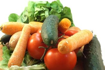 Vegetables are nutritious carbohydrate sources.