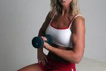 Strength training helps you maintain a healthy level of body fat.