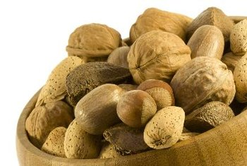 Walnuts and pecans offer numerous health benefits.