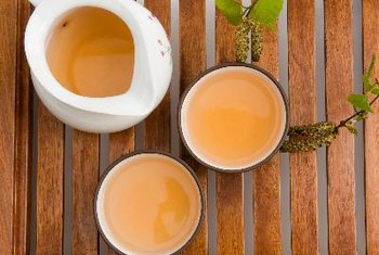 Green tea may help prevent some forms of cancer.