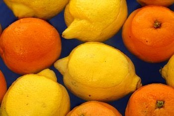 Juice from oranges and lemons retains nutritional value.