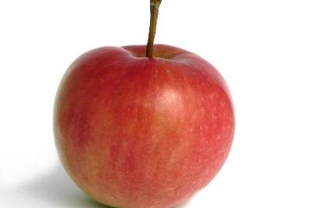 One small apple has a carb count of about 15 grams.