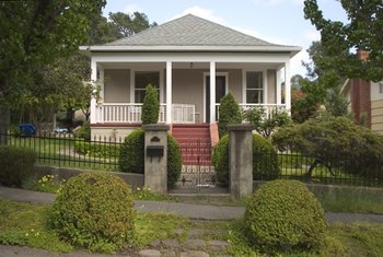 The Classic Bungalow Is A Simple Detached House With Single Story And Verandah