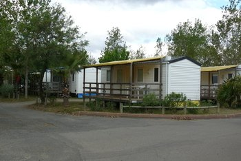Most manufactured homes are built in a factory and then transported to a home site.
