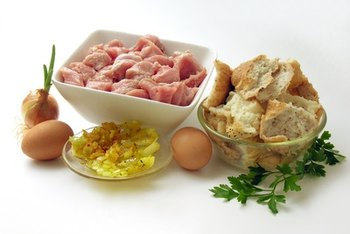 Meat and eggs are top sources of B vitamins.
