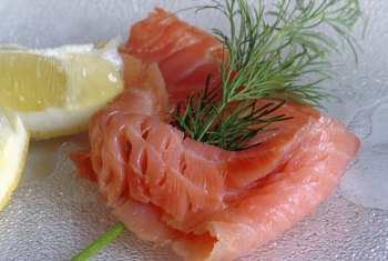 Enjoy smoked salmon as a source of healthy fat, but look out for its sodium content.